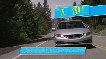 Honda Summer Clearance Event TV Spot, 'Cool Technology: 2014 Civic' - Thumbnail 6
