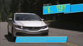 Honda Summer Clearance Event TV Spot, 'Cool Technology: 2014 Civic' - Thumbnail 7