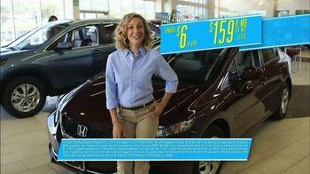 Honda Summer Clearance Event TV Spot, 'Cool Technology: 2014 Civic' - Thumbnail 8
