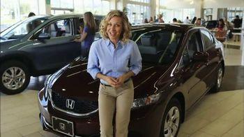 Honda Summer Clearance Event TV Spot, 'Cool Technology: 2014 Civic' - Thumbnail 9