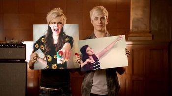 Ring Pop Gummies TV Spot, 'Keep On Rocking' Featuring R5
