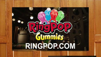 Ring Pop Gummies TV Spot, 'Keep On Rocking' Featuring R5 - Thumbnail 9