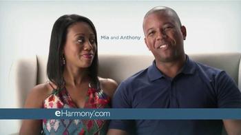 eHarmony TV Spot, 'Mia and Anthony' - Thumbnail 2
