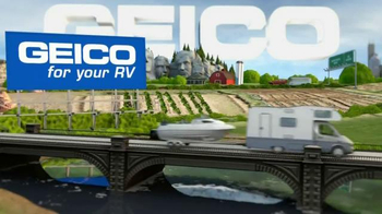 GEICO TV Spot, 'Small World: All Products' - Thumbnail 6