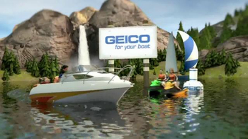 GEICO TV Spot, 'Small World: All Products' - Thumbnail 9