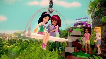 LEGO Friends Jungle Falls Rescue TV Spot - Thumbnail 8