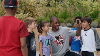 Kids Foot Locker Jordan TV Spot, 'Selfie' Featuring Chris Paul