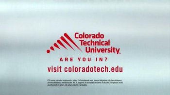 Colorado Technical University TV Spot, 'Connect to What Matters Most' - Thumbnail 10