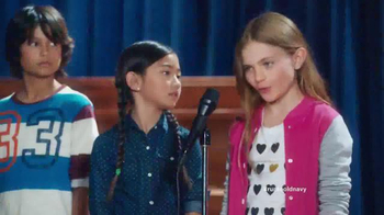 Old Navy Back to School Sale TV Spot, 'Spell Me This' Featuring Amy Poehler - Thumbnail 7