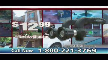 Mighty Blaster TV Spot