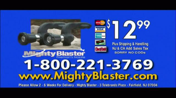 Mighty Blaster TV Spot - Thumbnail 10
