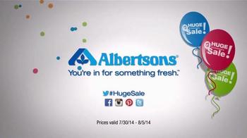 Albertsons Anniversary Sale TV Spot - Thumbnail 9