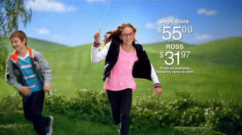 Ross TV Spot, 'Fit Them and Your Budget' - Thumbnail 8