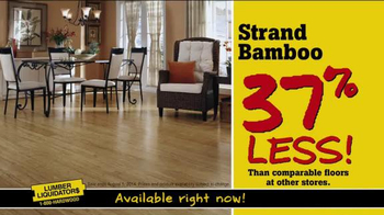 Lumber Liquidators Flooring Deals TV Spot - Thumbnail 5