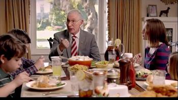 2014 Toyota Highlander TV Spot, 'Coach T: Dinner' - 3 commercial airings