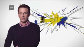 Hulu TV Spot, 'The Awesomes' - Thumbnail 1