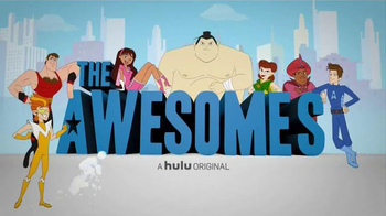 Hulu TV Spot, 'The Awesomes'