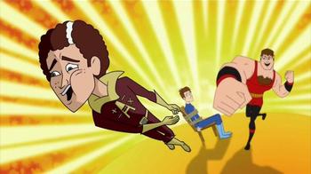 Hulu TV Spot, 'The Awesomes' - Thumbnail 5