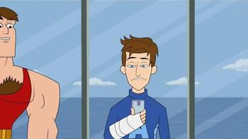 Hulu TV Spot, 'The Awesomes' - Thumbnail 9