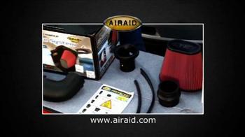 Airaid TV Spot, 'Increase Efficiency' - Thumbnail 4