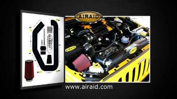 Airaid TV Spot, 'Increase Efficiency' - Thumbnail 9