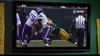 NFL Now TV Spot, 'I Want It Now' - Thumbnail 6