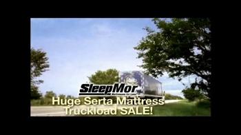 SleepMor Huge Serta Mattress Truckload Sale TV Spot - Thumbnail 2