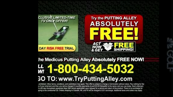 Putting Alley TV Spot - Thumbnail 9