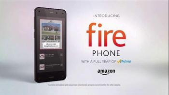 Amazon Fire Phone TV Spot, 'Investment' - Thumbnail 10