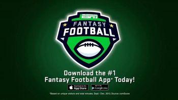 ESPN Fantasy Football App TV Spot, 'Do Everything'