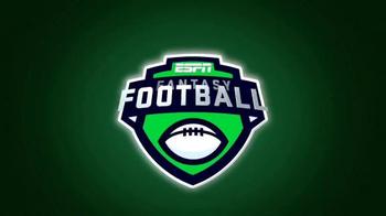 ESPN Fantasy Football App TV Spot, 'Do Everything' - Thumbnail 1