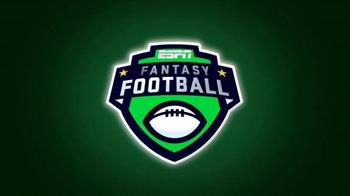 ESPN Fantasy Football App TV Spot, 'Do Everything' - Thumbnail 2