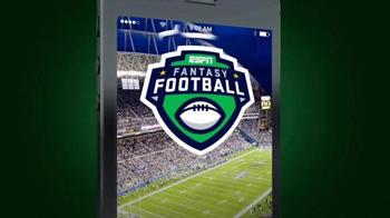 ESPN Fantasy Football App TV Spot, 'Do Everything' - Thumbnail 4