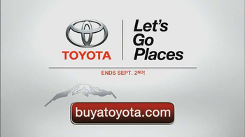 Toyota Annual Clearance Event TV Spot, 'Hurry In' - Thumbnail 10