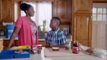 Walmart TV Spot, 'Back to School Lunch'
