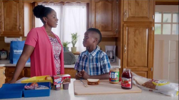 Walmart TV Spot, 'Back to School Lunch'