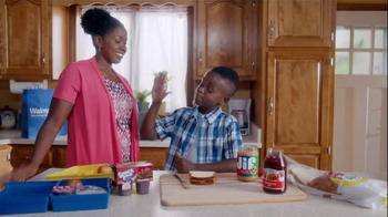 Walmart TV Spot, 'Back to School Lunch' - Thumbnail 8