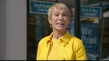 The UPS Store TV Spot, 'Small Businesses' Featuring Barbara Corcoran
