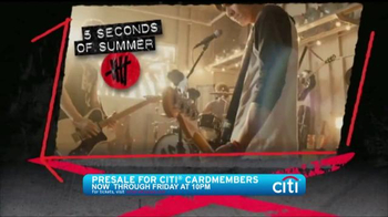 5 Seconds of Summer TV Spot, 'Rock Out With Your Socks Out' - Thumbnail 6