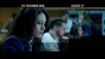 The November Man - 2761 commercial airings