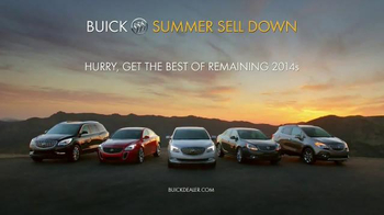2014 Buick Lineup TV Spot, 'Hmm' Song by Matt and Kim - Thumbnail 10