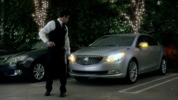 2014 Buick Lineup TV Spot, 'Hmm' Song by Matt and Kim - Thumbnail 5