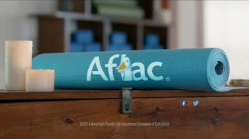 Aflac TV Spot, 'Duck Does Yoga' - Thumbnail 10