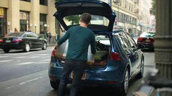 Volkswagen Golf TV Spot, 'Cargo Space' - Thumbnail 5