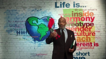 The More You Know TV Spot, 'People Who Are Different' Featuring Al Roker - Thumbnail 2