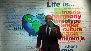 The More You Know TV Spot, 'People Who Are Different' Featuring Al Roker - Thumbnail 3