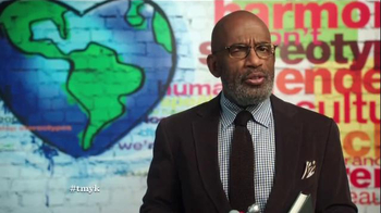 The More You Know TV Spot, 'People Who Are Different' Featuring Al Roker - Thumbnail 7