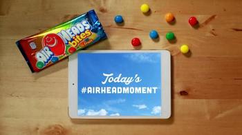 Airheads Bites TV Spot, 'Blue Raspberry Phone Blooper' - Thumbnail 2