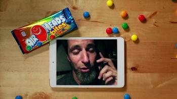 Airheads Bites TV Spot, 'Blue Raspberry Phone Blooper' - Thumbnail 5