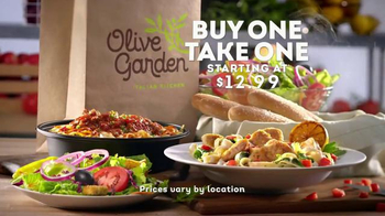 Olive Garden TV Spot, 'Buy One, Take One For Later' - Thumbnail 7